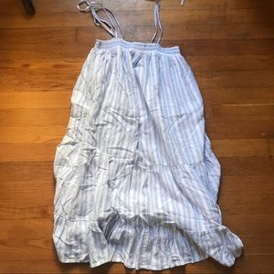 Holland Striped Dress NWT